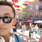 Jorge Cruz, 21 years old, Azcapotzalco, Mexico