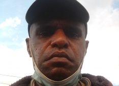 Johnson.Kombati, 35 years old, Man, Mount Hagen, Papua New Guinea