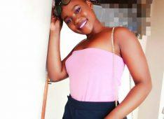 Cynthia Awino, 24 years old, Woman, Nairobi, Kenya